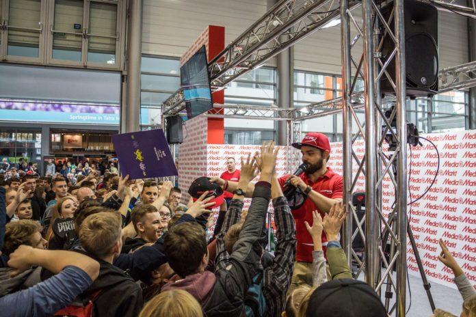 MediaMarkt - Poznań Game Arena 2018