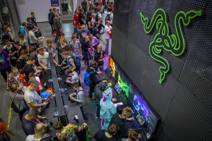 Razer Blade 2 iRazer Blade Stealth 13 - Poznań Game Arena 2018