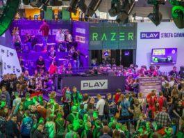 Razer Play - Poznań Game Arena 2018