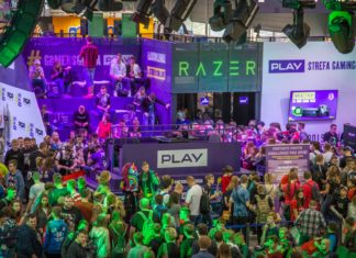 Razer Play - Poznań Game Arena 2018