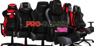 Pro-Gamer - fotele