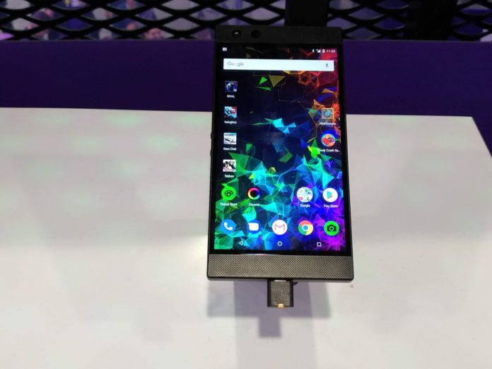 Razer Phone 2 - Poznań Game Arena 2018
