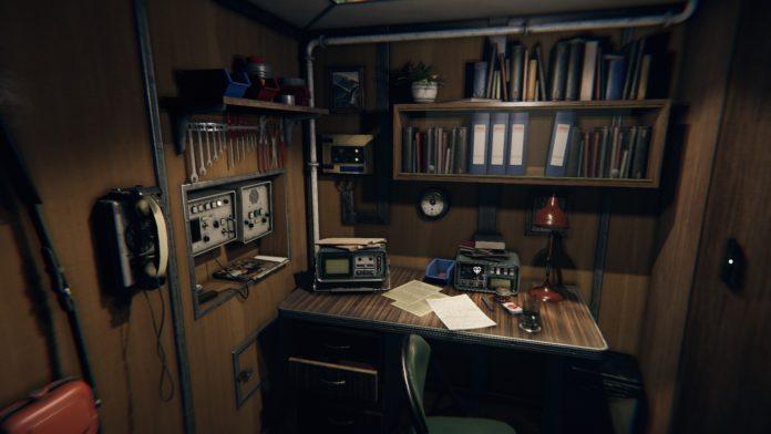 KURSK - wnętrze okrętu