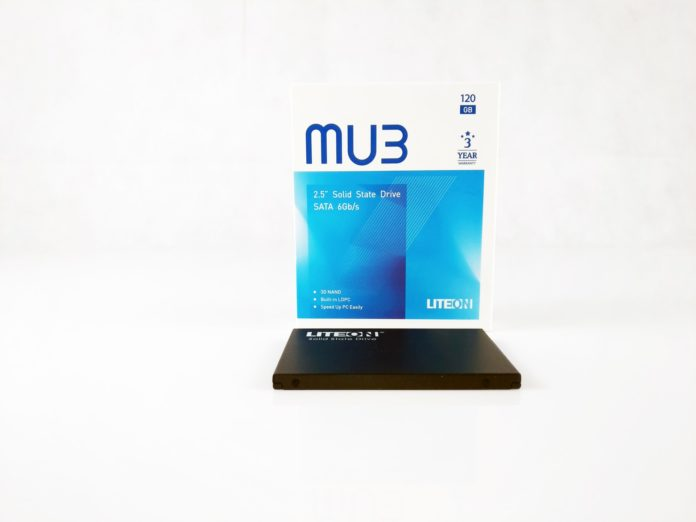 Lite-On MU3 PH6 120 GB