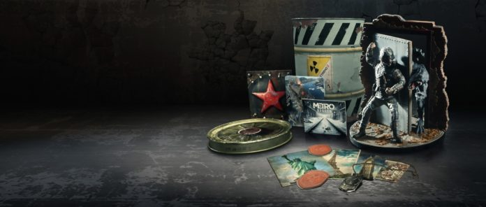 Metro Exodus - Spartan Collector's Edition
