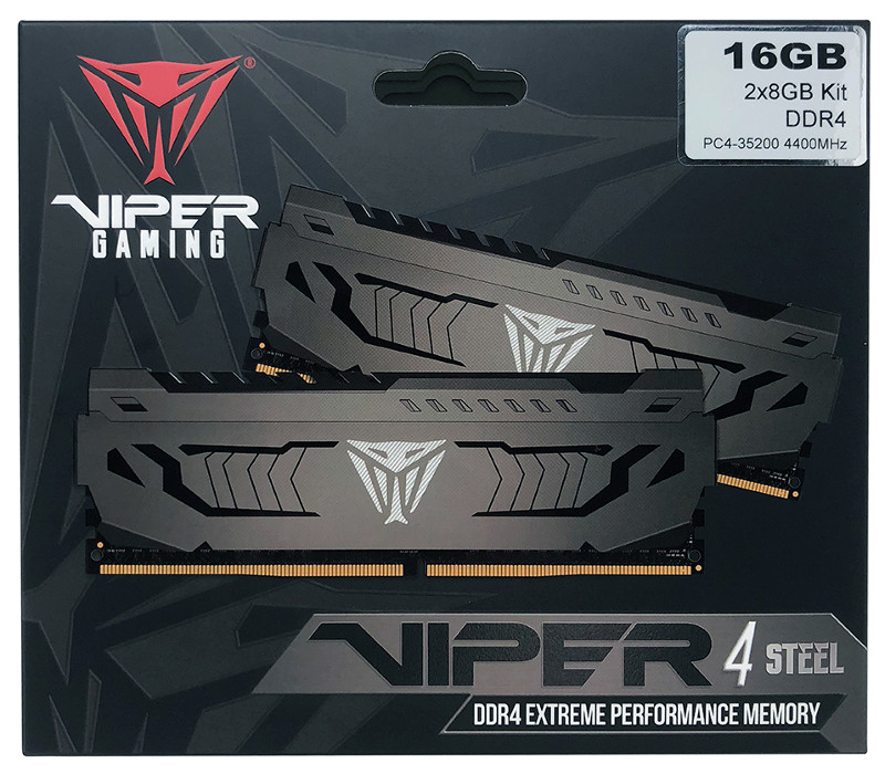 Patriot Viper Steel