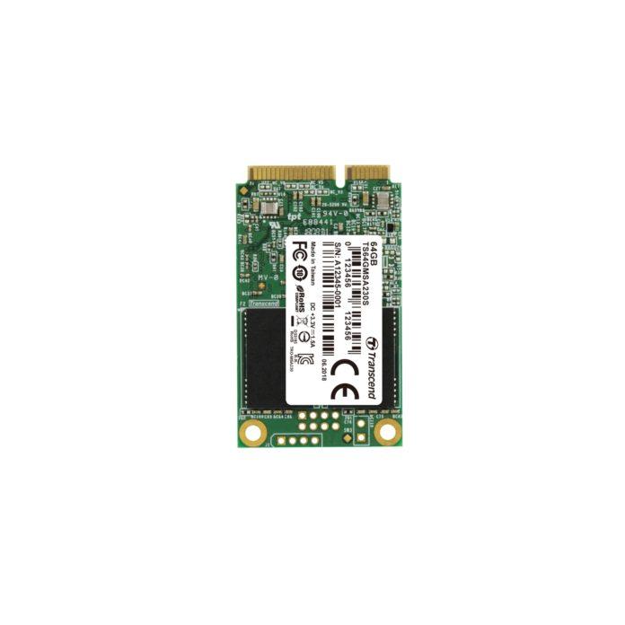 TRANSCEND mSATA SSD 230S