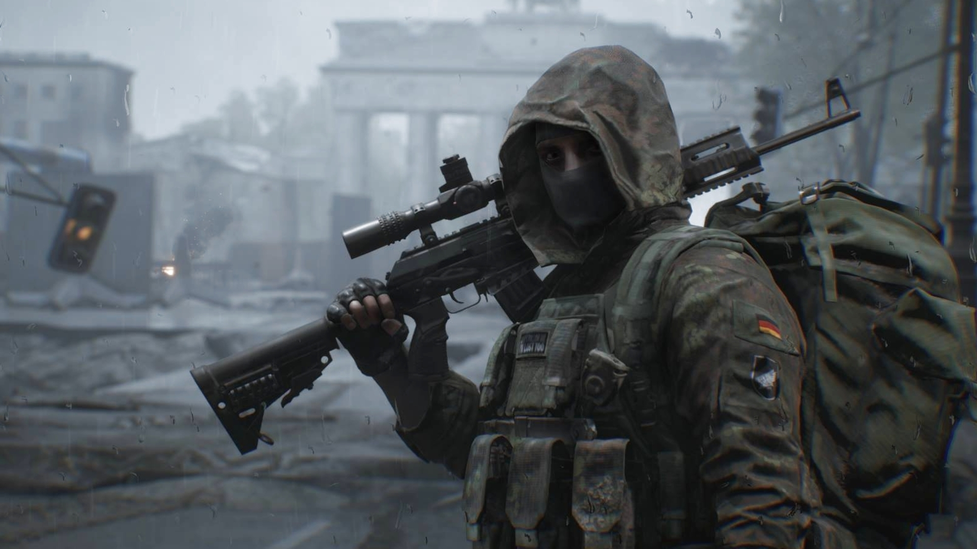 World War 3 - polski Battlefield z dużą dozą realizmu 1