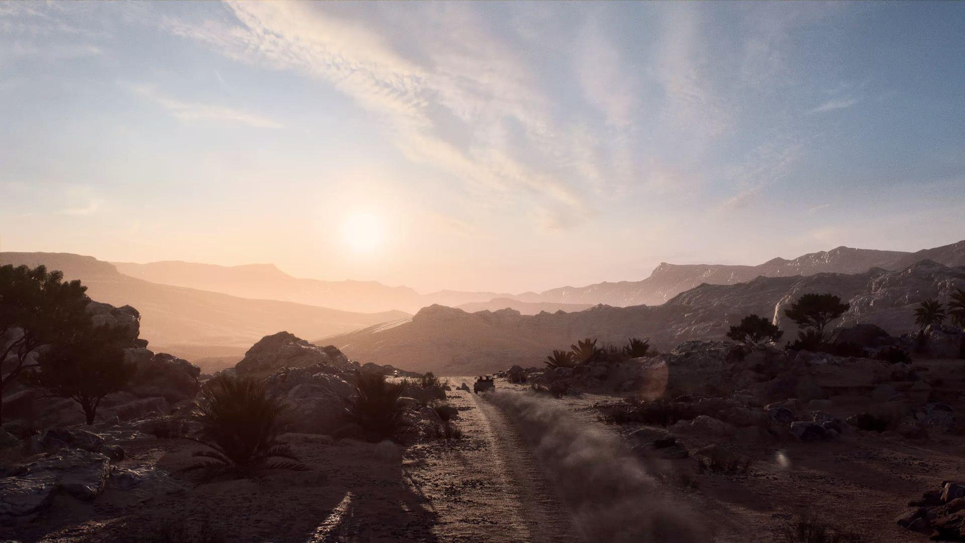 Battlefield V - krajobraz