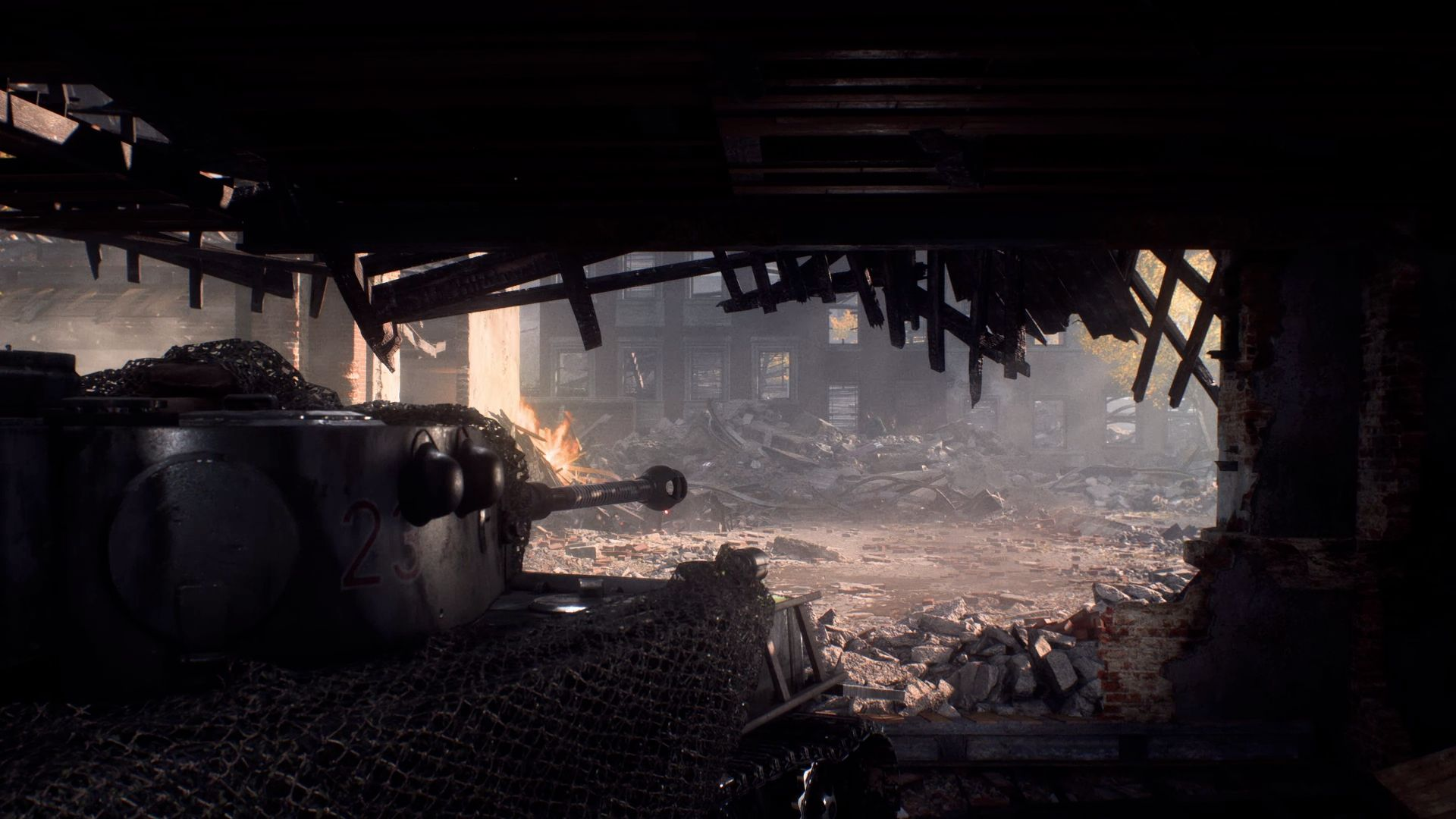 Battlefield V - ostatni tygrys