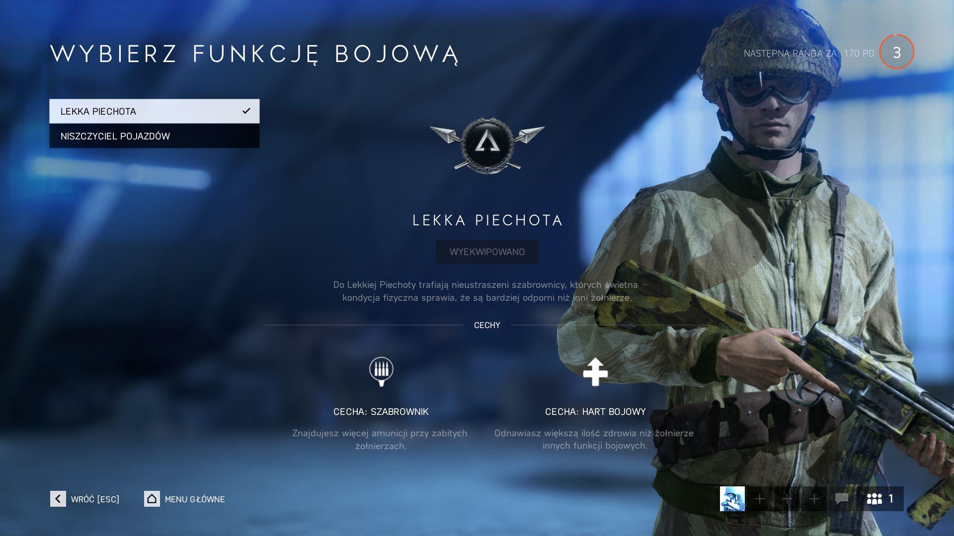 Battlefield V - moja kompania