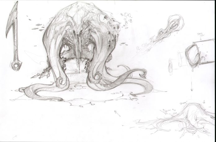 Darksiders III - grafiki koncepcyjne