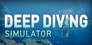 Deep Diving Simulator