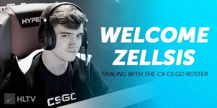 Zellsis dołącza do zespołu Cloud 9! 1