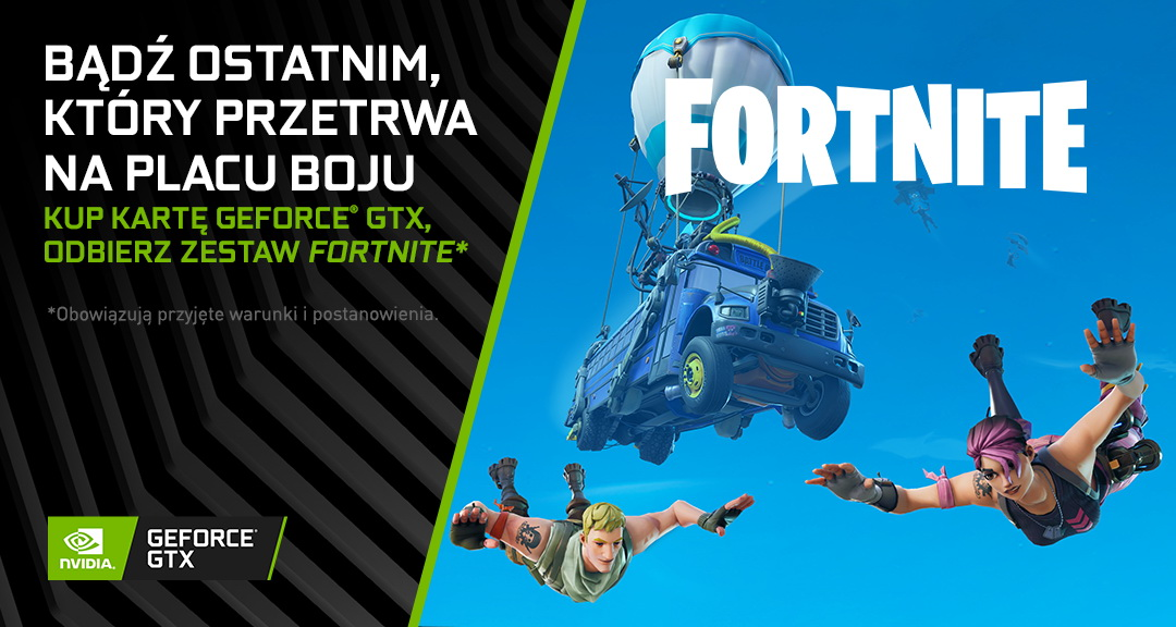 GeForce GTX Fortnite Bundle