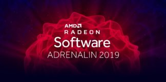 AMD Radeon Software Adrenalin 2019 Edition