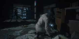 Resident Evil 2 Remake - Ada Wong i Leon Kennedy