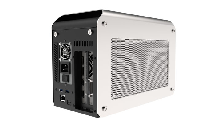 SAPPHIRE GearBox Thunderbolt 3