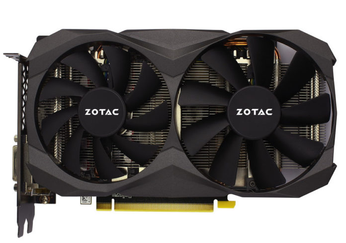 ZOTAC GeForce GTX 1060 6 GB G5X Destroyer
