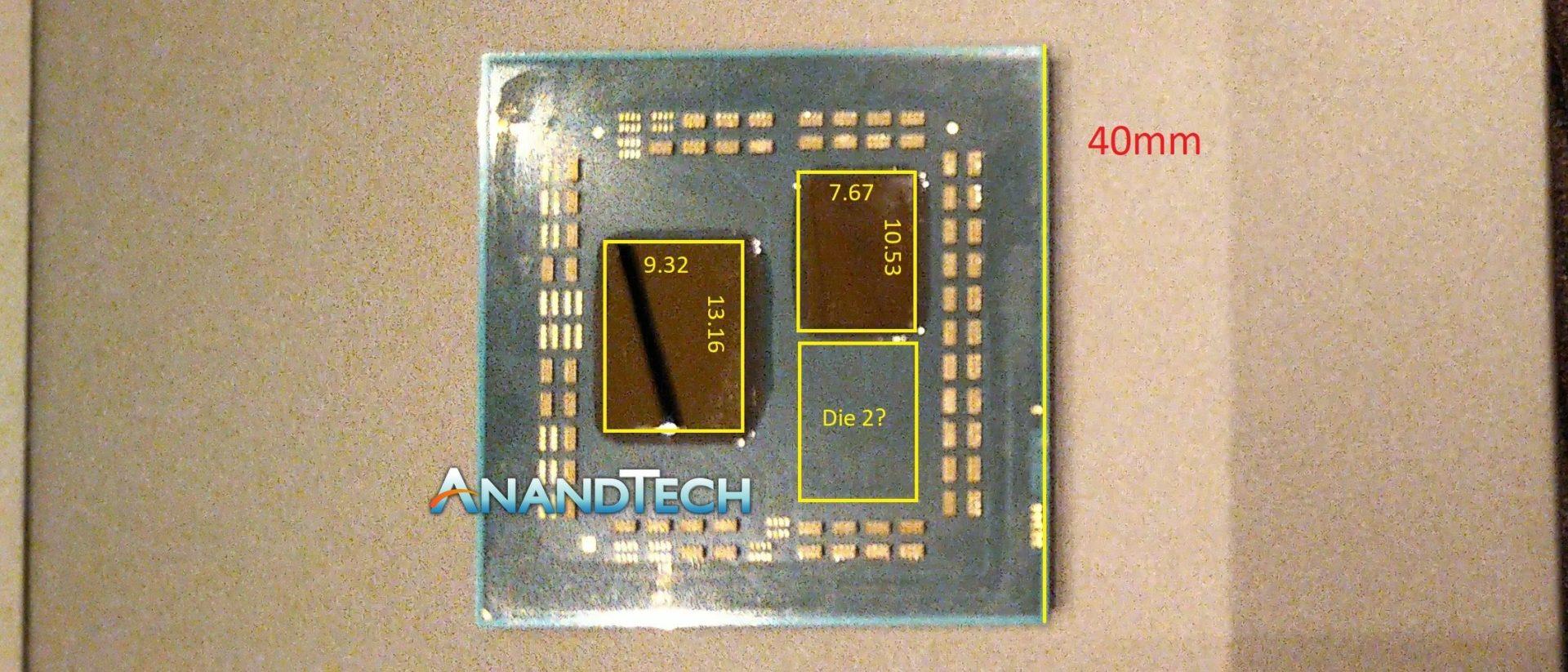 AMD Ryzen 3000 - die