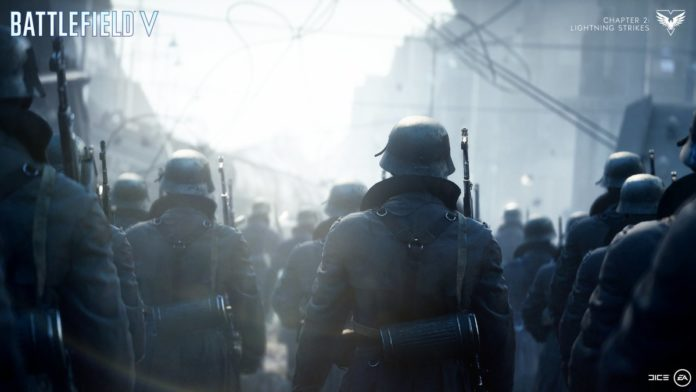 Battelfield V - Niemieccy Żołnierze