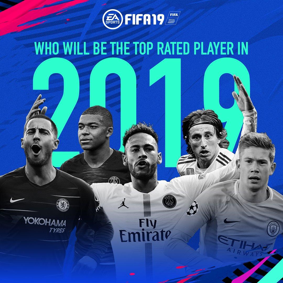 Znamy drużynę roku EA SPORTS FIFA 19 3