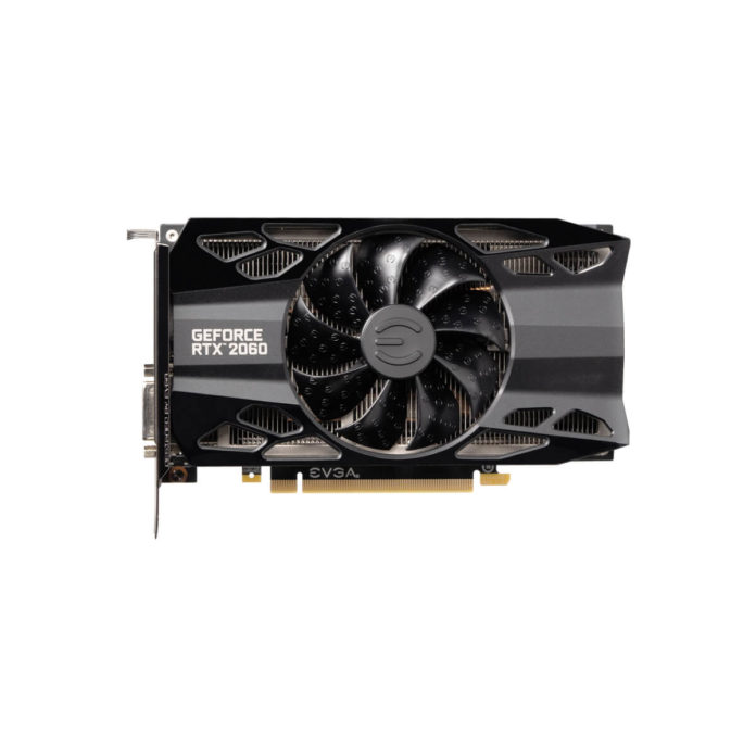 EVGA GeForce RTX 2060 XC BLACK GAMING