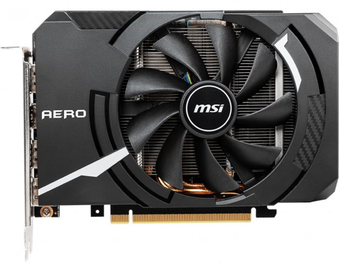 MSI GeForce RTX 2060 AERO ITX 6G