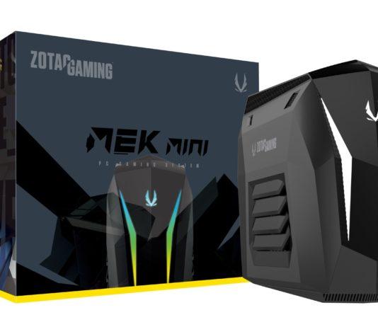 Zotac Gaming MEK MINI