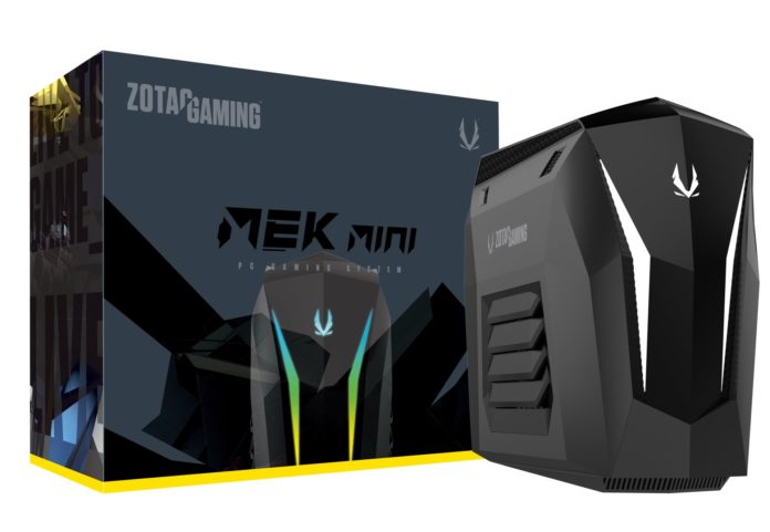 Zotac Gaming MEK MINI