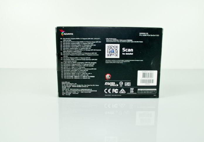 ADATA GAMMIX S11 480 GB