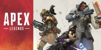 Apex Legends - wallpaper