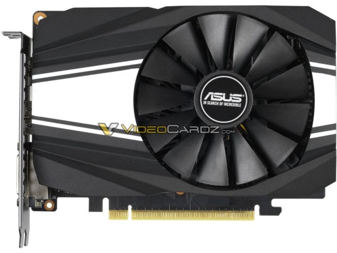 ASUS Phoenix GeForce GTX 1660 Ti OC