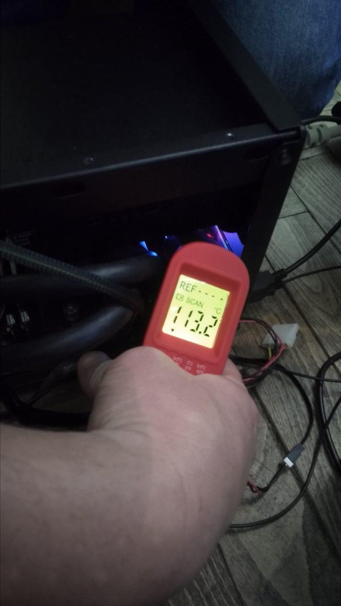 BIOSTAR RACING X370GTN - podkręcanie