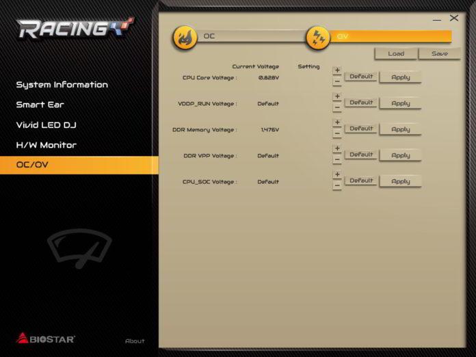 BIOSTAR RACING X370GTN - Racing GT