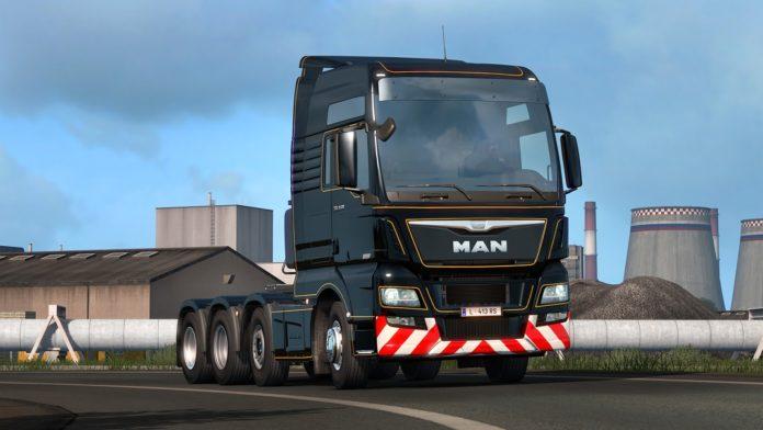 MAN TGX Euro 6 Efficient Line 2 edition