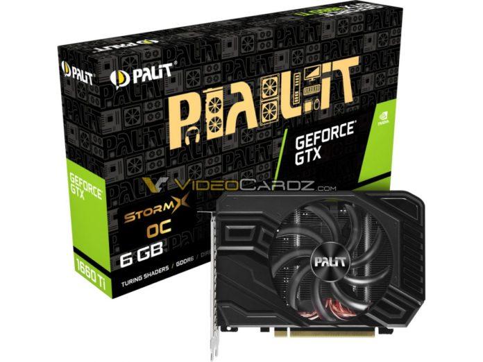 NVIDIA GeForce GTX 1660 Ti - już niedługo nowy model w ofercie 1