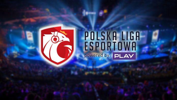 polska liga esportowa logo