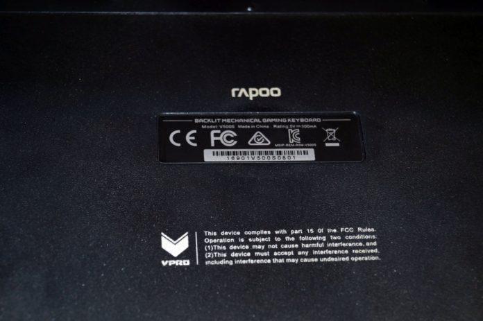 Rapoo V500S VPRO