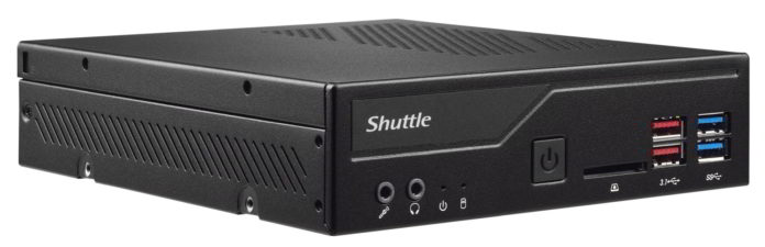 Shuttle XPC slim DH370