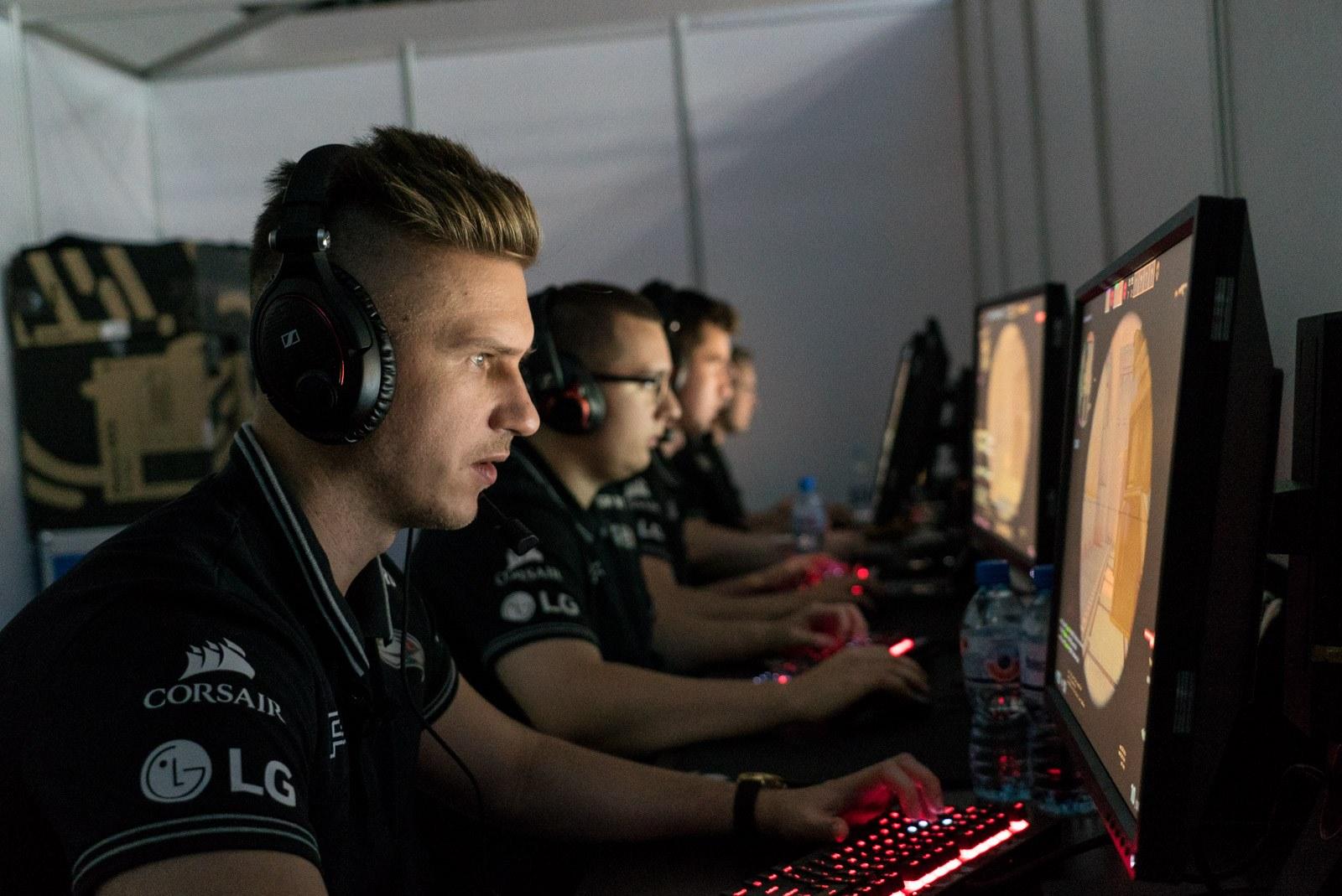 Cztery mecze polskich zespołów 1
