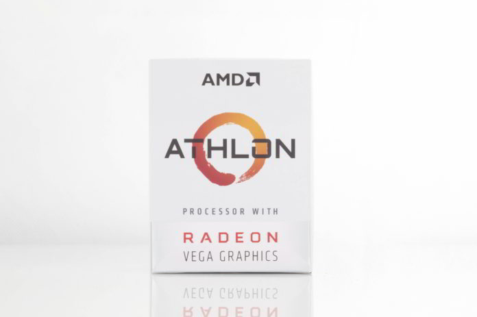 AMD Athlon 240GE