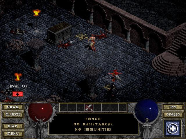 Diablo - łuczniczka