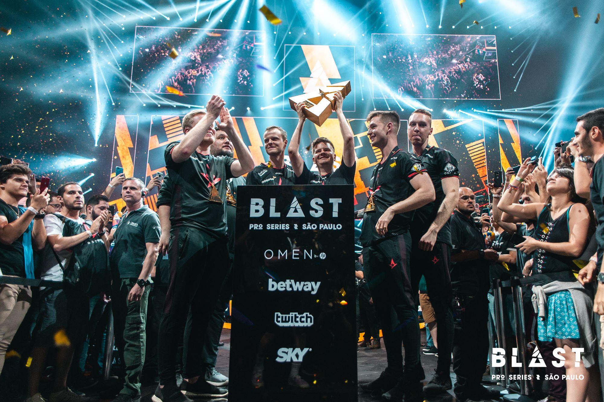 Astralis wygrywa BLAST Pro Series Sao Paulo 2019 1
