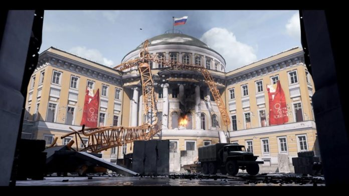 World War 3 - Senat Moskwa
