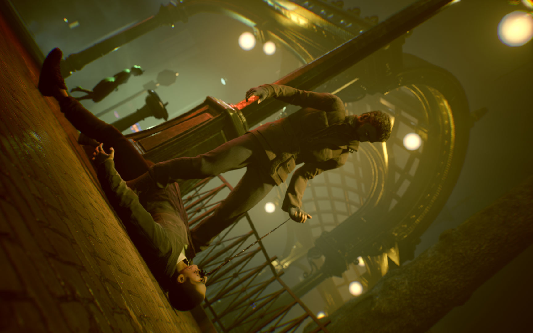 Vampire The Masquerade - Bloodlines 2 - Morderstwo