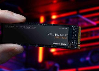 WD Black SN750 1 TB
