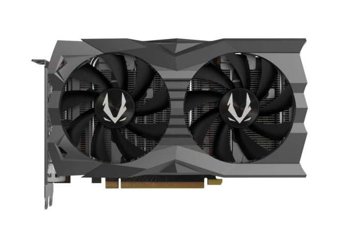 ZOTAC GAMING GeForce GTX 1660 AMP