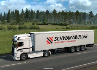 Euro Truck Simulator 2 - aktualizacja 1.35