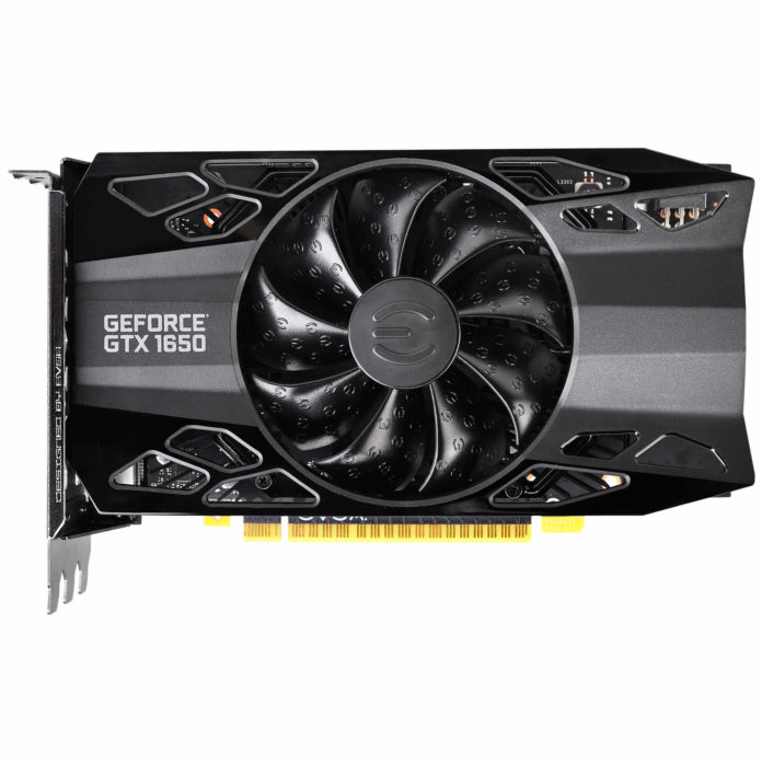 EVGA GeForce GTX 1650 XC BLACK GAMING